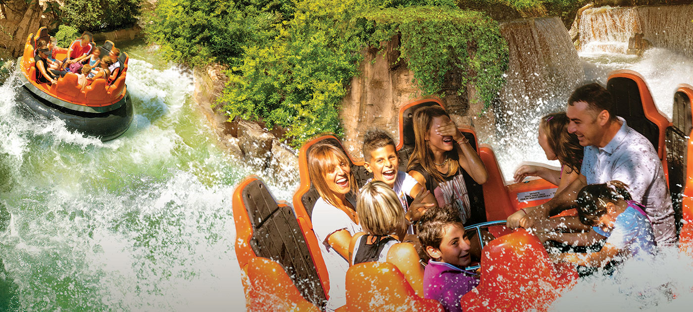 Theme parks in the adriatic riviera